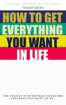 How to Get Everything You Want In Life, BookLover