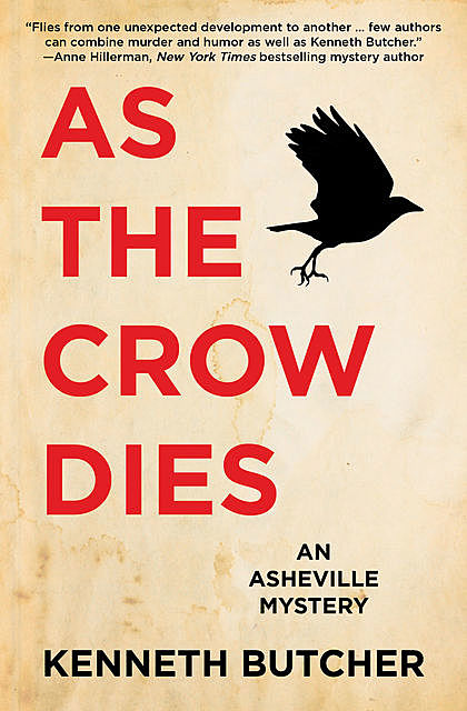 As the Crow Dies, Kenneth Butcher