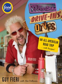 Diners, Drive-ins and Dives, Guy Fieri, Ann Volkwein