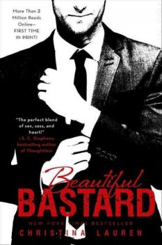 Christina Lauren – Beautiful Bastard Series 1.0 – Beautiful Bastard, Christina Lauren