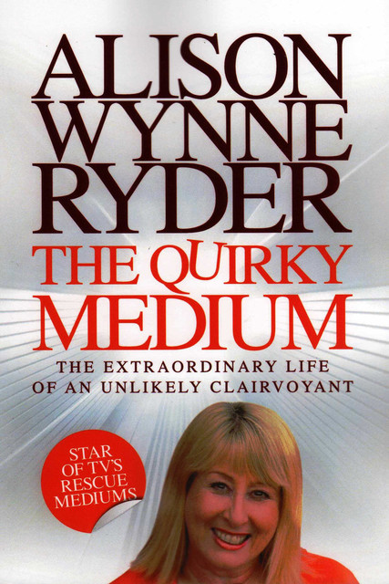 Quirky Medium, Alison Wynne-Ryder