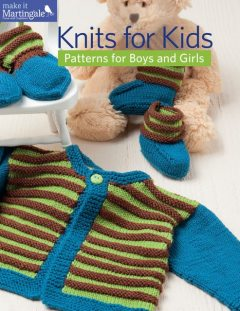 Knits for Kids, Martingale