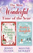 The Most Wonderful Time Of The Year, Jenny Oliver, Maxine Morrey