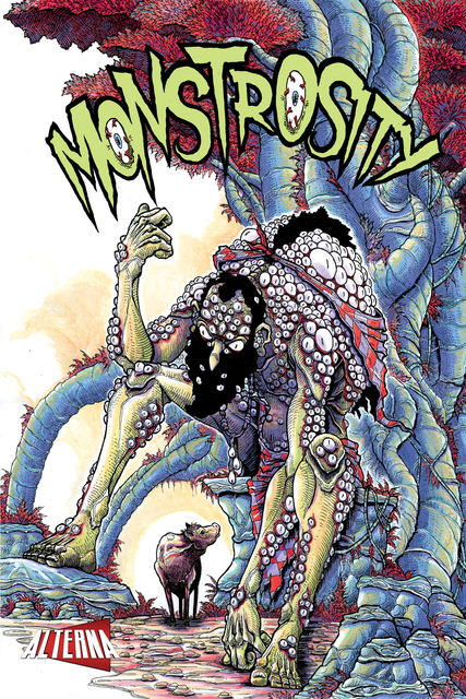 Monstrosity, Volume 2, Various, Phil McClorey