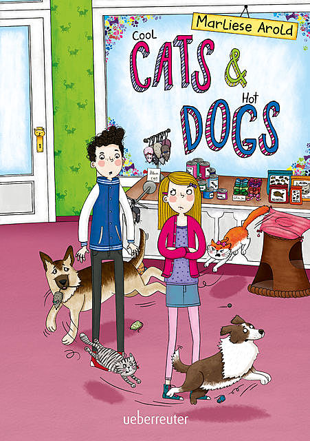 Cool Cats & Hot Dogs, Marliese Arold