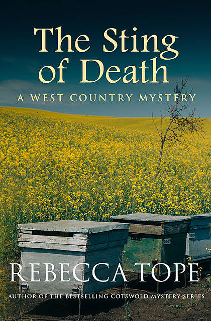 The Sting of Death, Rebecca Tope