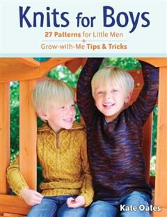 Knits for Boys, Kate Oates