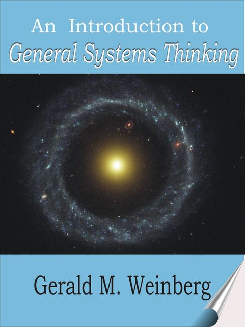 General Systems Thinking, Weinberg Gerald