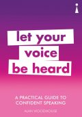 Confident Speaking, Alan Woodhouse