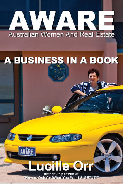 AWARE – A Business in a Book, Lucille Orr