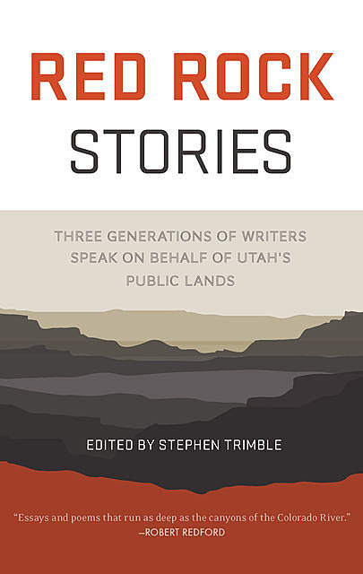 Red Rock Stories, Edited by Stephen Trimble