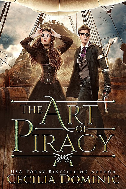 The Art of Piracy, Cecilia Dominic