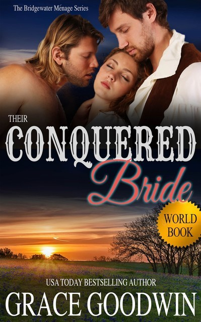 Their Conquered Bride, Grace Goodwin