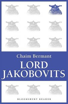 Lord Jakobovits, Chaim Bermant