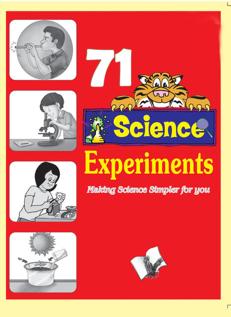 71 Science Experiments, Vikas Khatri