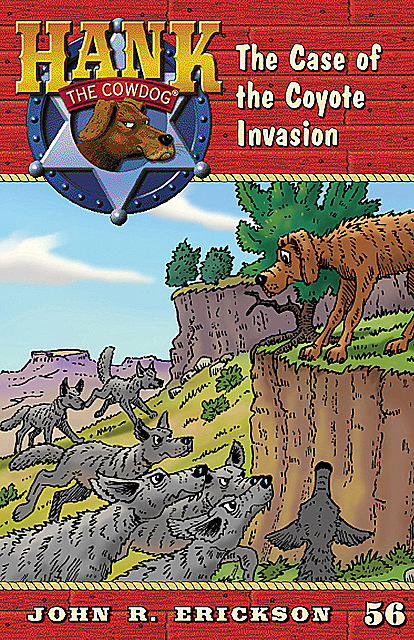 The Case of the Coyote Invasion, Gerald L.Holmes, John R.Erickson