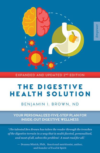 Digestive Health Solution, Benjamin Brown