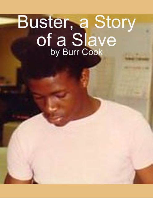 Buster, a Story of a Slave, Burr Cook