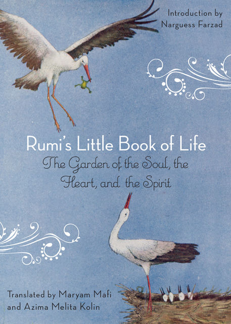 Rumi's Little Book of Life, Rumi