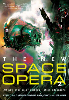 The New Space Opera 2, Gardner Dozois, Jonathan Strahan
