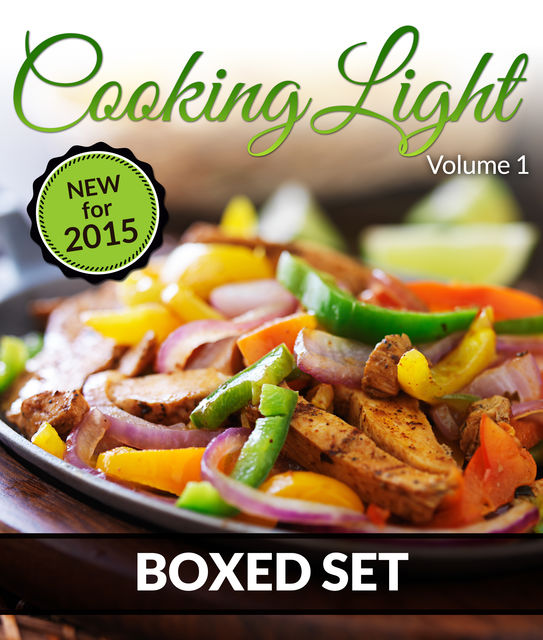 Cooking Light Volume 1 (Complete Boxed Set), Speedy Publishing