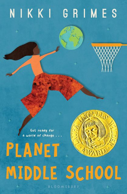 Planet Middle School, Nikki Grimes