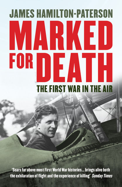 Marked for Death, James Hamilton-Paterson