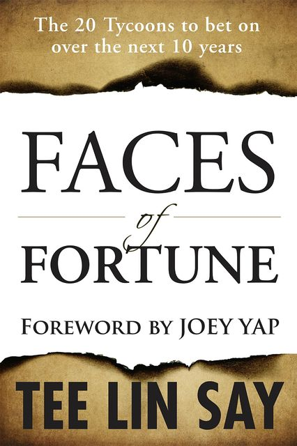 Faces of Fortune 2, Yap Joey