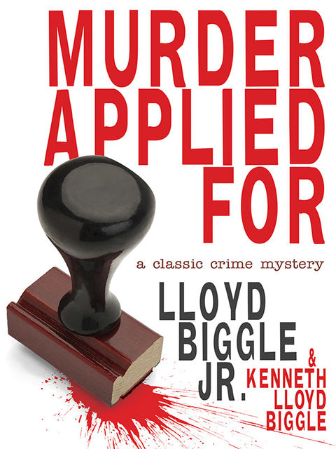 Murder Applied For, J.R., Lloyd Biggle, Kenneth Lloyd Biggle