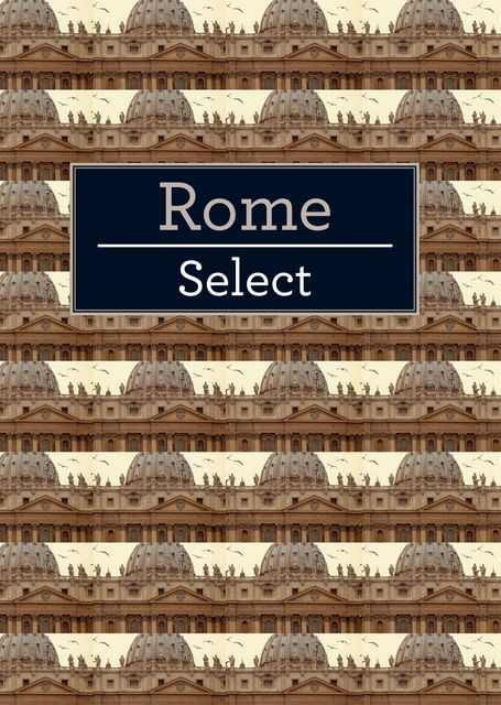 Rome Select, Insight Guides