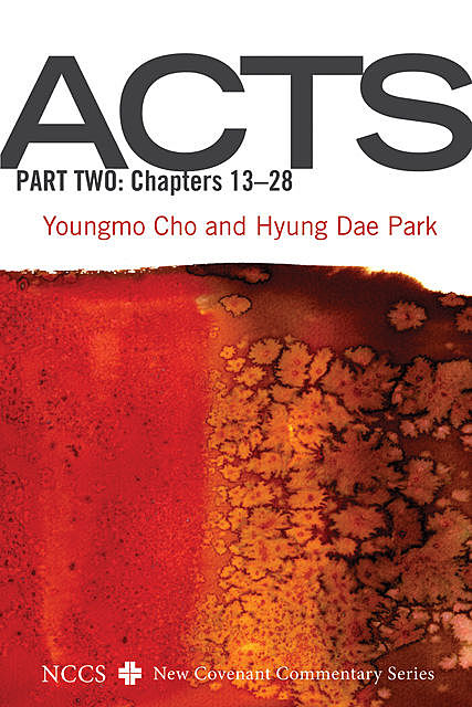 Acts, Part Two, Hyung Dae Park, Youngmo Cho