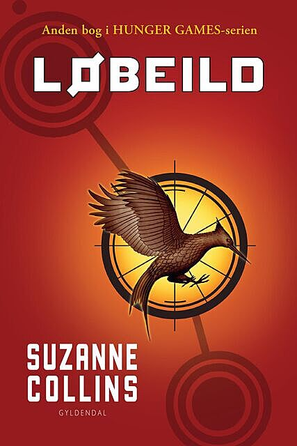 THE HUNGER GAMES 2. Løbeild, Suzanne Collins