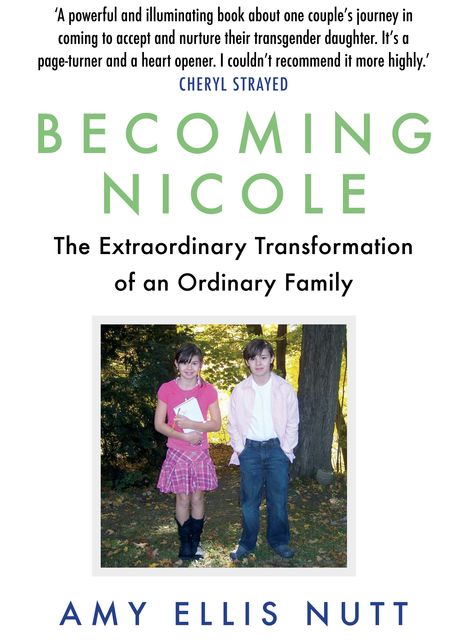 Becoming Nicole, Amy Ellis Nutt