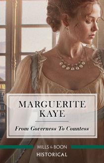 From Governess To Countess, Marguerite Kaye