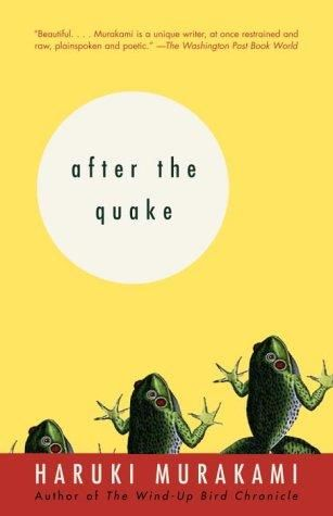 After the Quake: Stories, Haruki Murakami