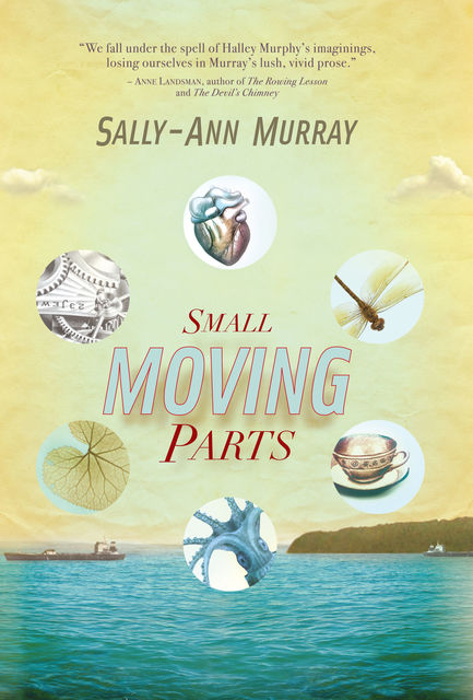 Small Moving Parts, Sally-Ann Murray
