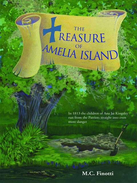 The Treasure of Amelia Island, M.C.Finotti