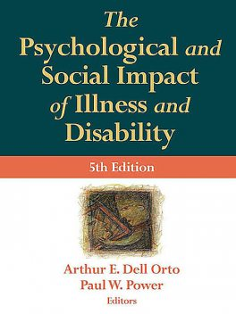 The Psychological and Social Impact of Illness and Disability, paul, Arthur