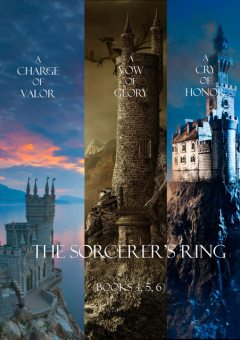 Sorcerer's Ring Bundle (Books 4, 5, and 6), Morgan Rice