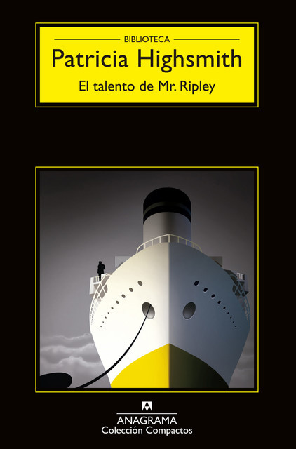 El talento de Mr. Ripley, Patricia Highsmith