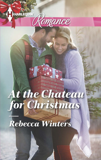 At the Chateau for Christmas, Rebecca Winters