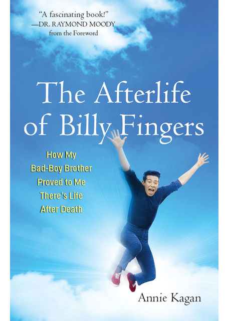 The Afterlife of Billy Fingers, Annie Kagan