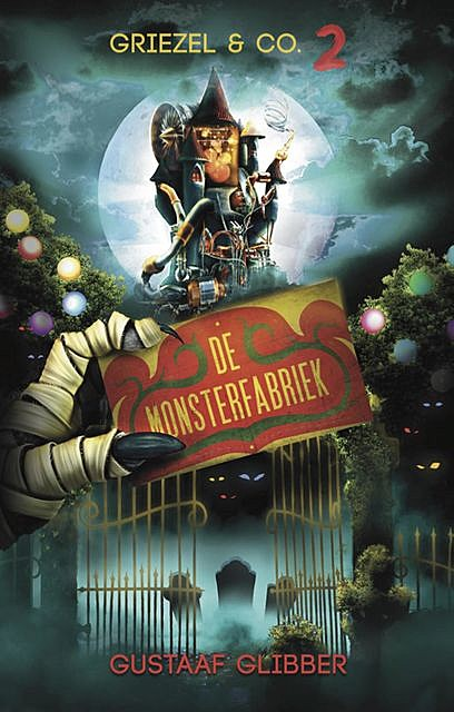 De monsterfabriek, Gustaaf Glibber