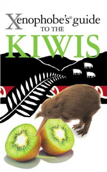 The Xenophobe's Guide to the Kiwis, Christine Cole Catley, Simon Nicholson