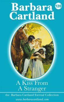 Kiss from a Stranger, Barbara Cartland