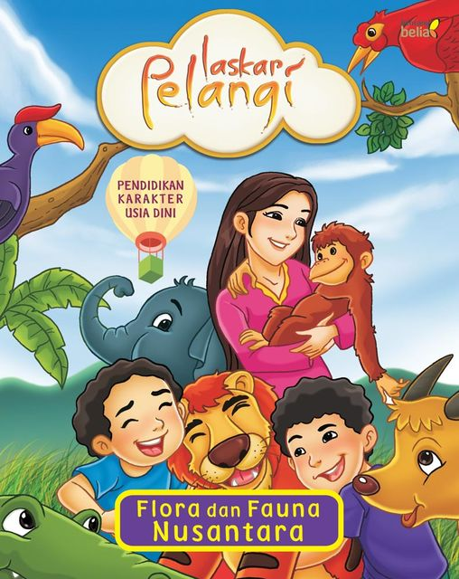 Flora Dan Fauna Nusantara By M Isnaeni Read Online On Bookmate