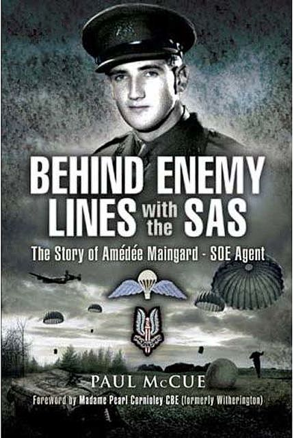 Behind Enemy Lines with the SAS, Paul McCue