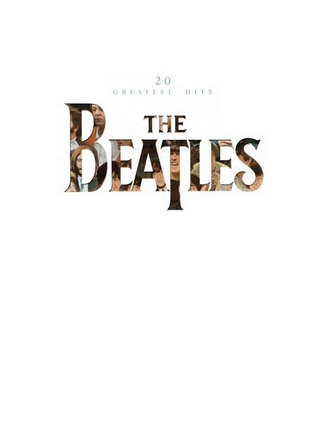 The Beatles: 20 Greatest Hits, Music Sales