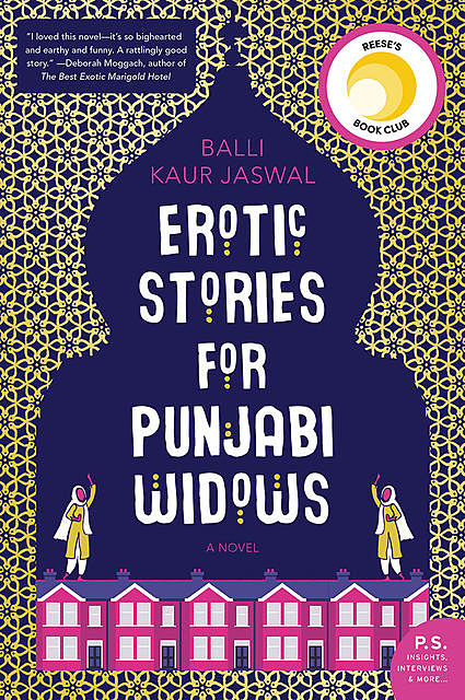 Erotic Stories for Punjabi Widows, Balli Kaur Jaswal