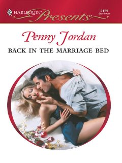 Back in the Marriage Bed, Penny Jordan